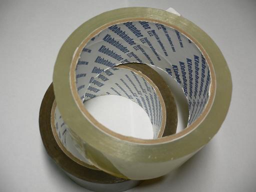 Упаковочные клейкие ленты,  Скотч лента
